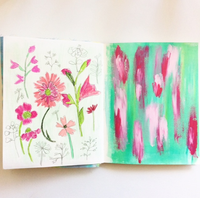 2x2 Sketchbook Week 53