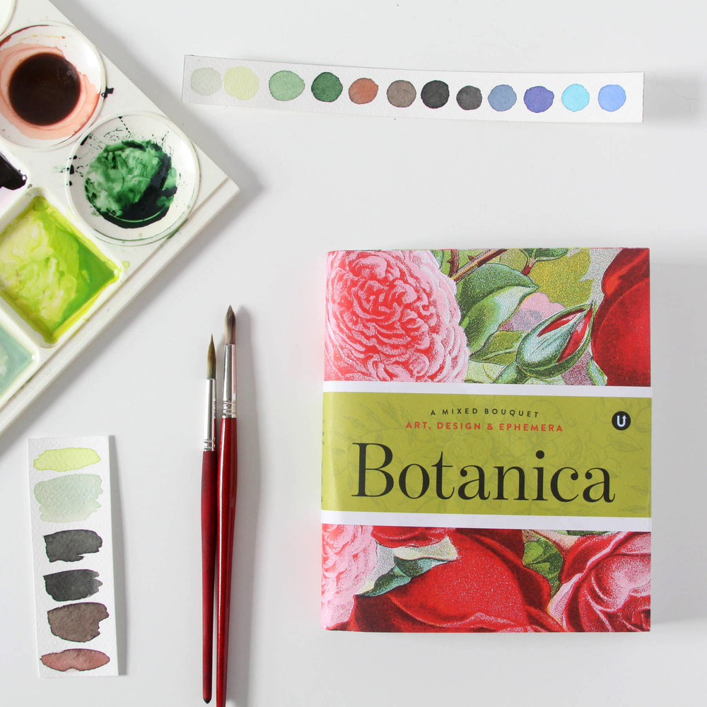 I Was Featured in the Book Botanica Published by UPPERCASE