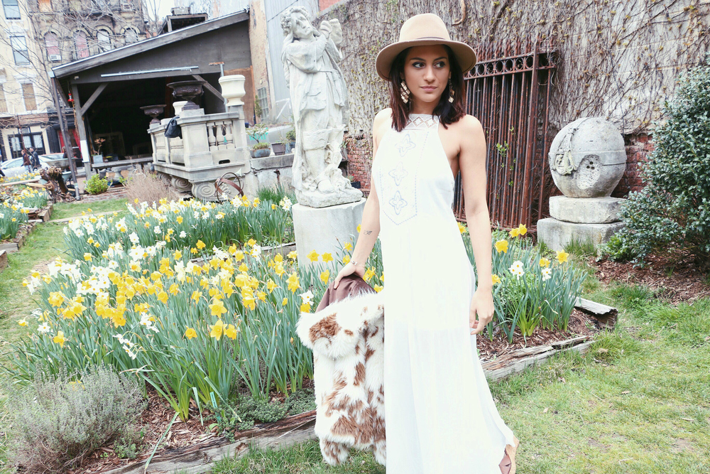 The Perfect Maxi Dress for Festival Season