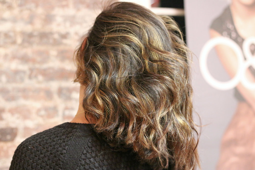 My Hair Painting Experience at O&M NYC