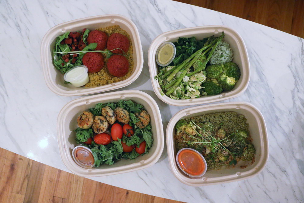 Plant-Base Meal Delivery in NYC