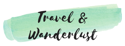 Travel & Wanderlust