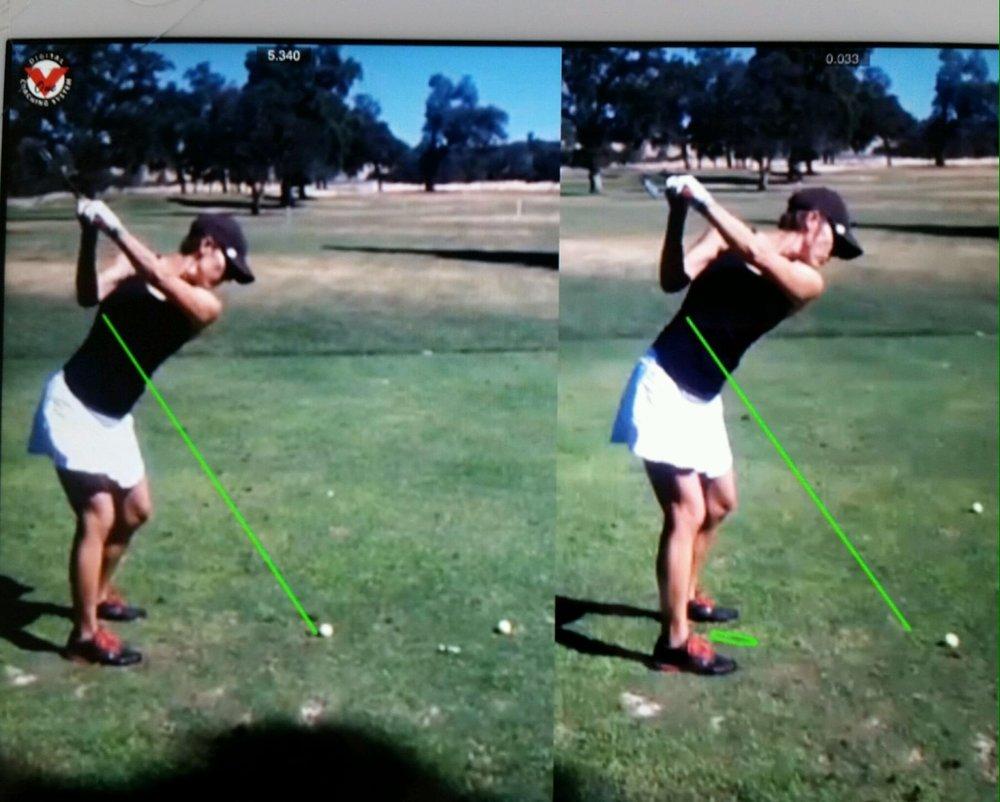 Kym Coco golf
