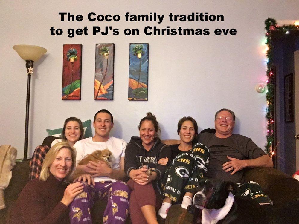 Coco Family Christmas