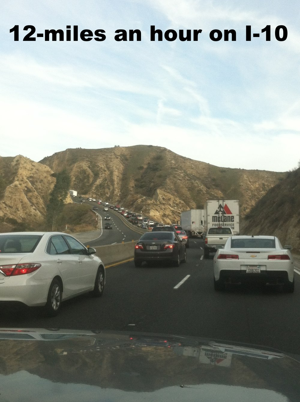 Holiday Traffic So Cal