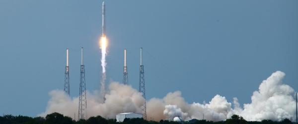 Falcon X Rocket Launch 2017