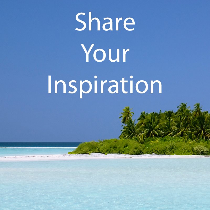 Share your Inspiration Kym Coco