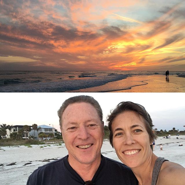 Bocce ball on the beach at sunset is one of my all-time favorite activities! #relaxenjoyrepeat #lovemylife #saltlife #beach #lovemyman