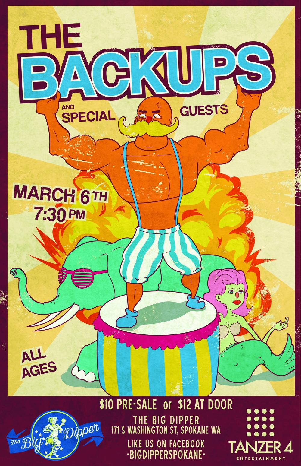 The Backups Poster.jpg