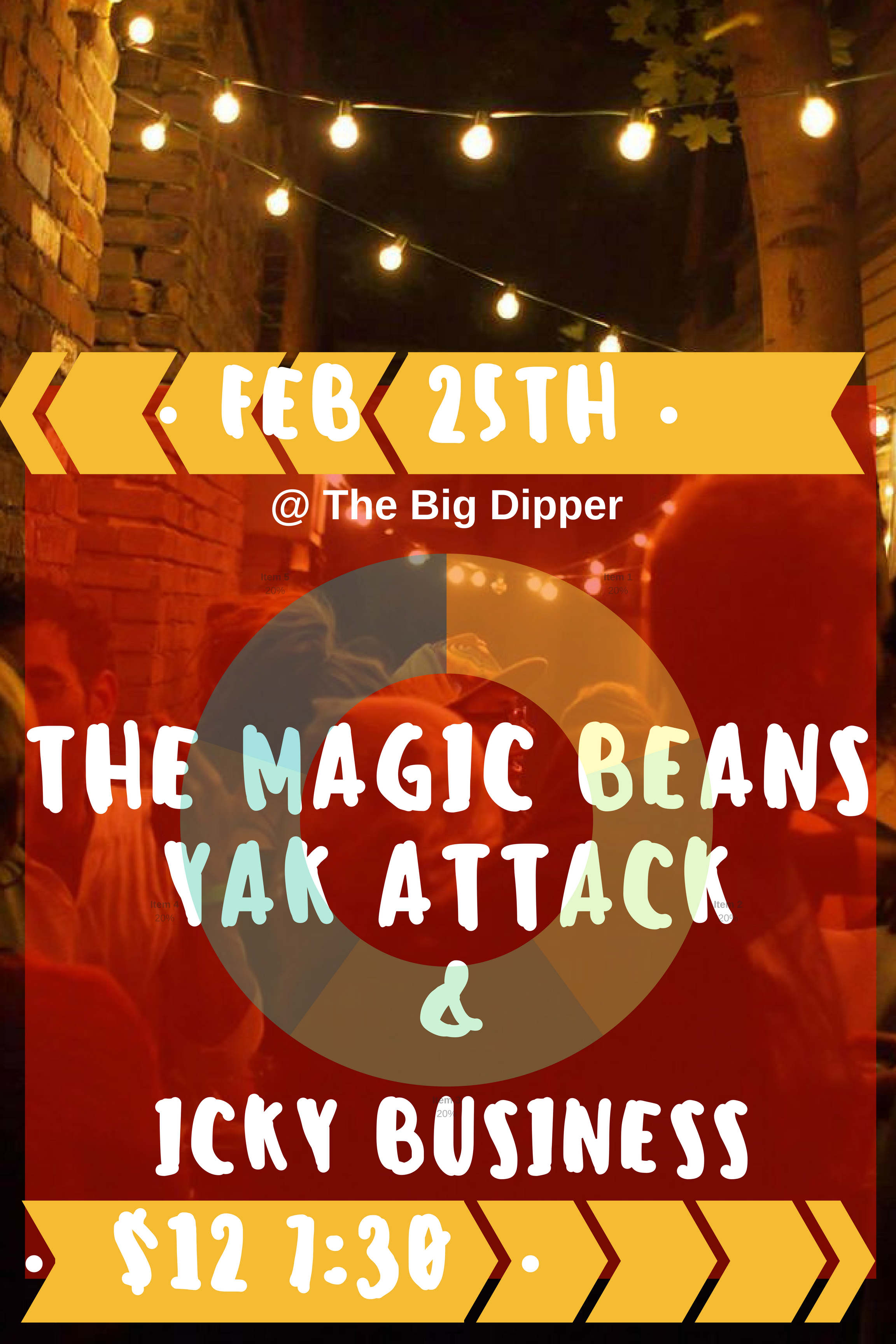 Magic Beans & Yak Attack with Icky Buisiness