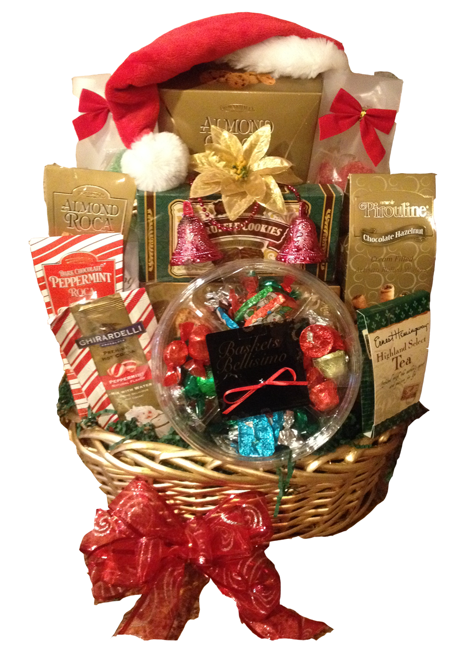 Holiday Joy Gift Basket / $75.00