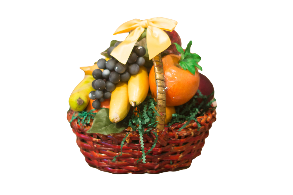 Small Fresh Fruit Basket / $29.99