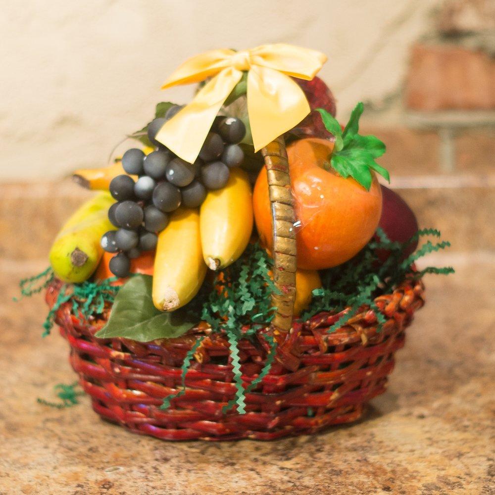 Fruit Basket by Baskets Bellisimo Franklin Square