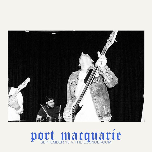 Port Mac! We are gonna be making our debut at @theloungeroom_ this Saturday night.  C u THEERRRRRR