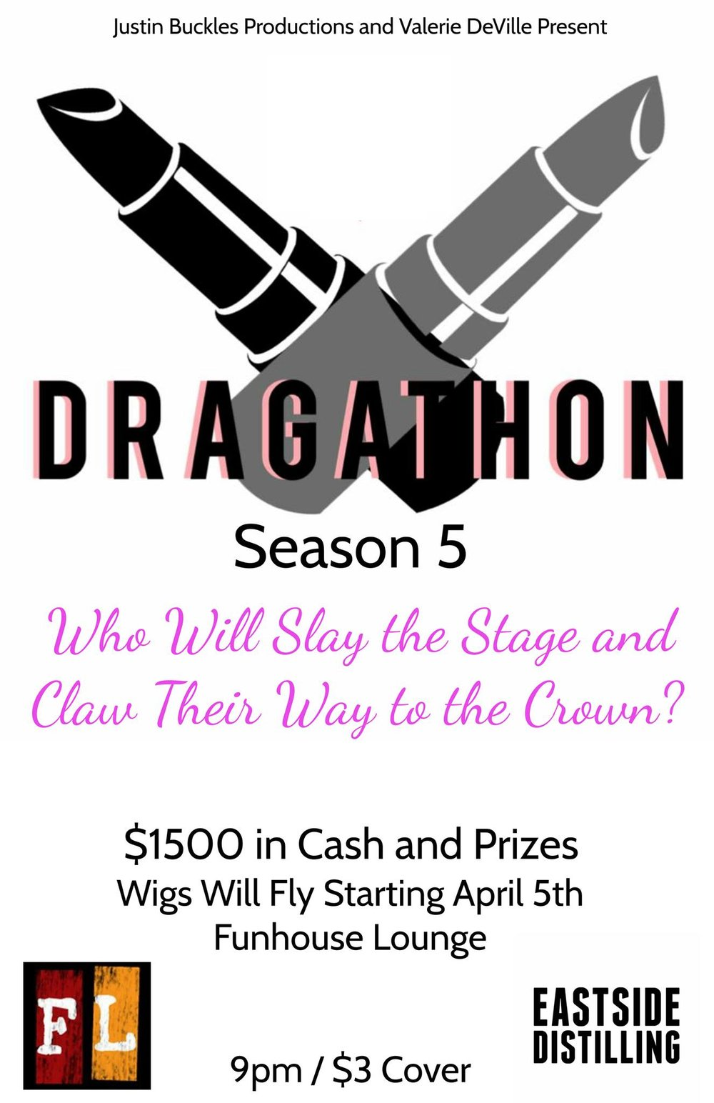 CARLA ROSSI guest judges the May 31st edition of DRAGATHON!