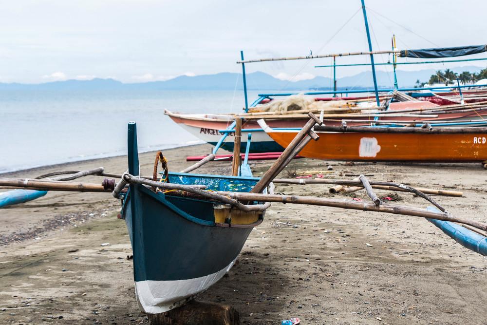"""""""Boats of Tigbauan"""""""