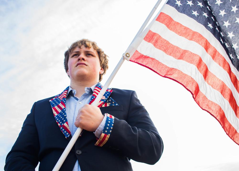 """""""Like a True Patriot"""""""