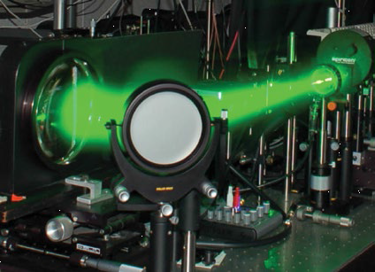 TARDEC Laser Lab