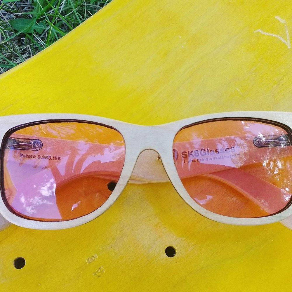 Pink SK8Glasses™