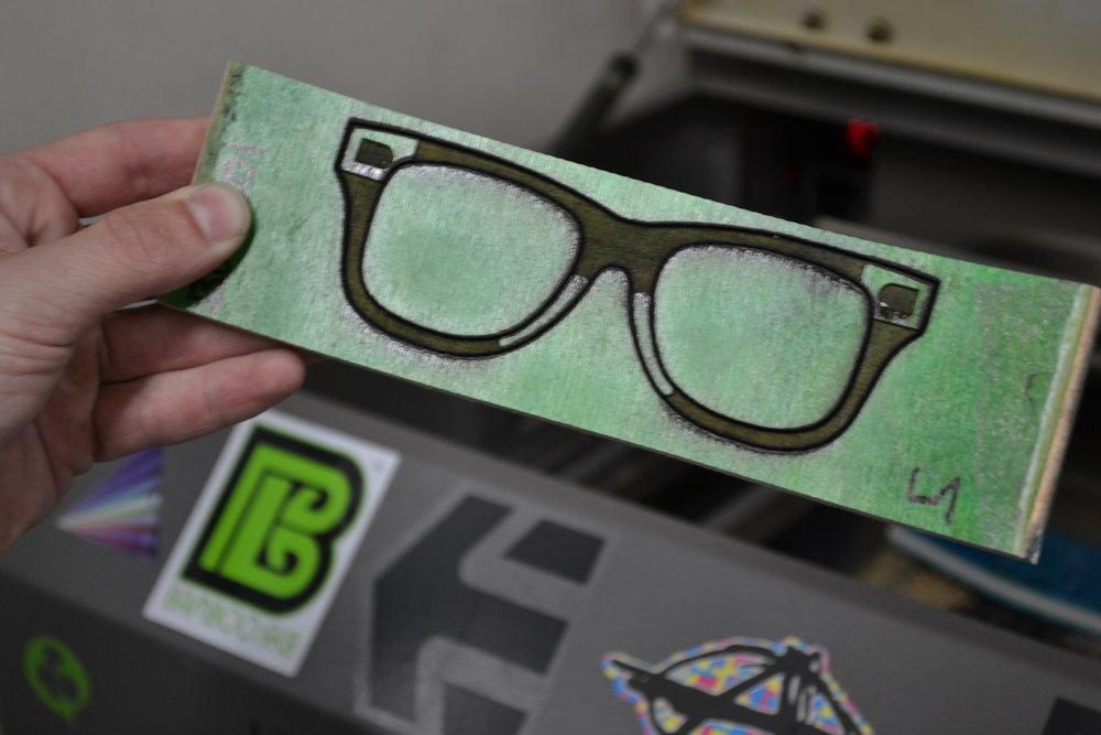SK8Glasses™ Laser Cut