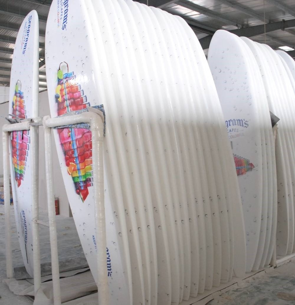 Seagrams Surfboards