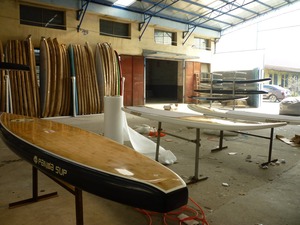 Bamboo Paddleboards
