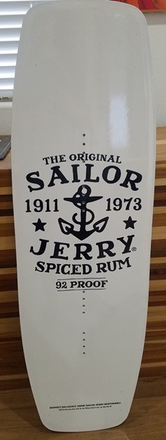 Sailor Jerry Wakeboard