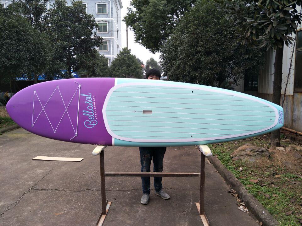 Fiberglass Paddleboard