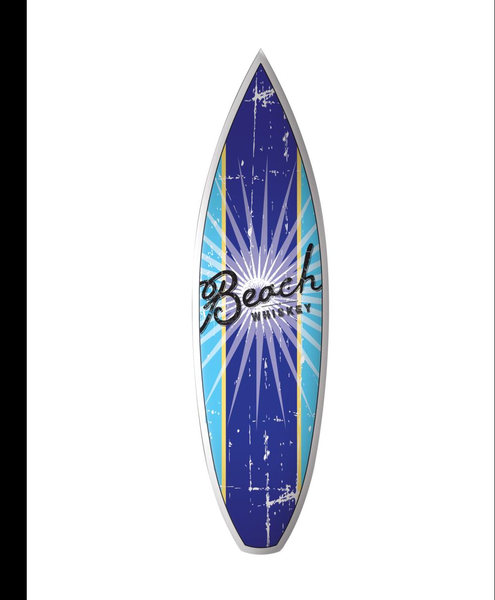 Surfboard - USA