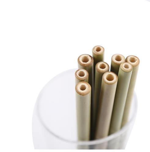 Custom Bamboo Drinking Straws