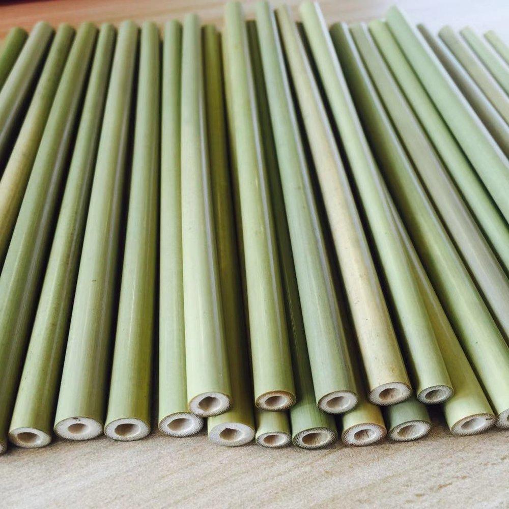 Wholesale & OEM Bamboo Drinking Straws