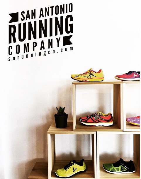 Newton Running shoes and Vivo Barefoot