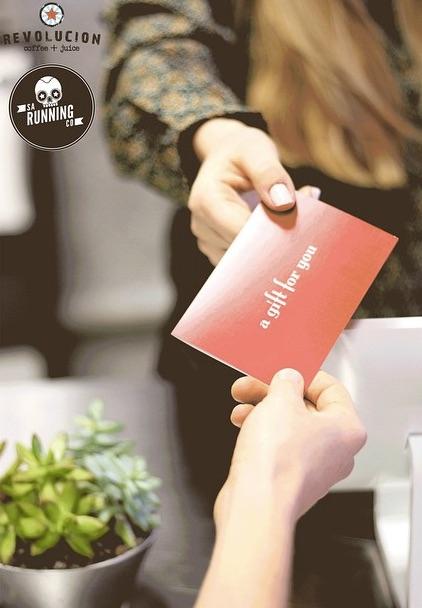 Revolucion Coffee + Juice gift card