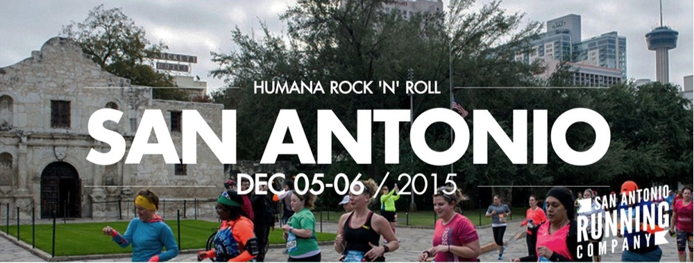 San Antonio Rock n Roll Marathon