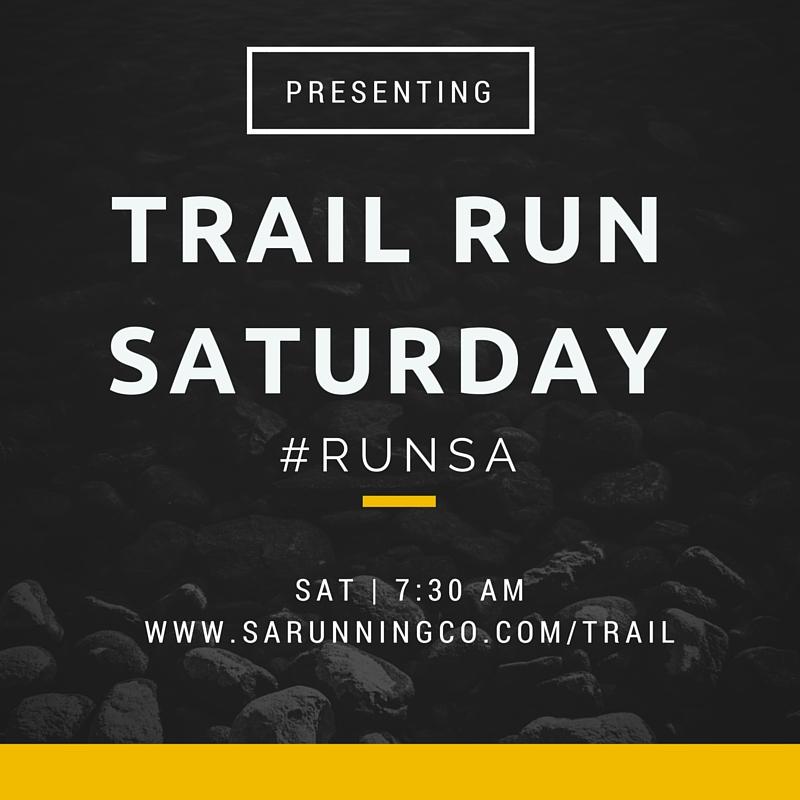 trail run saturday