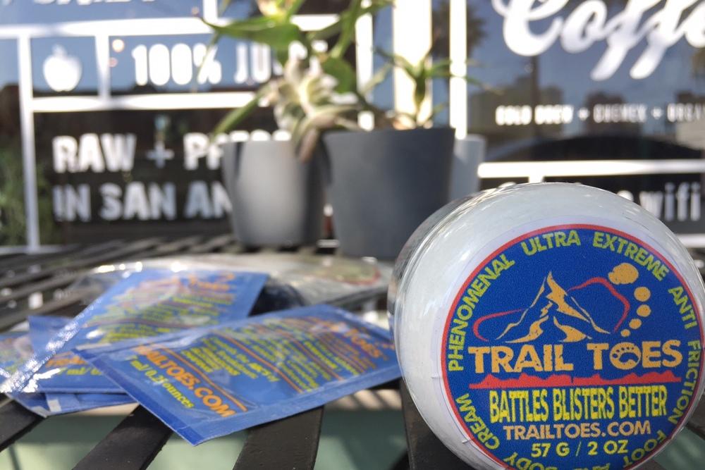 Trail Toes at San Antonio Running Company