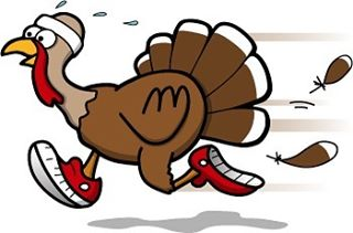 Join us tonight at 6pm for turkey trot before all the turkey 😜 #socialrun #grouprun #runsa