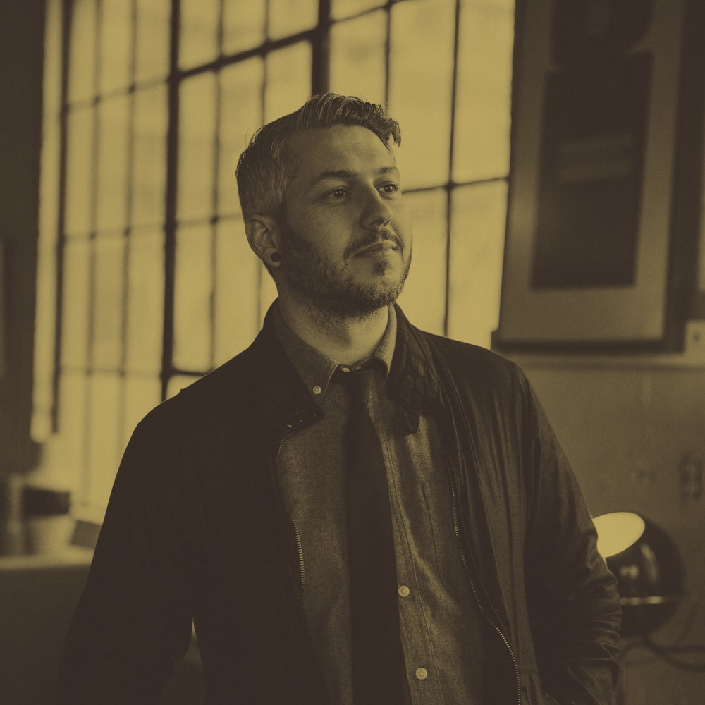 Thomas Terry | Pastor/Artist, Humble Beast