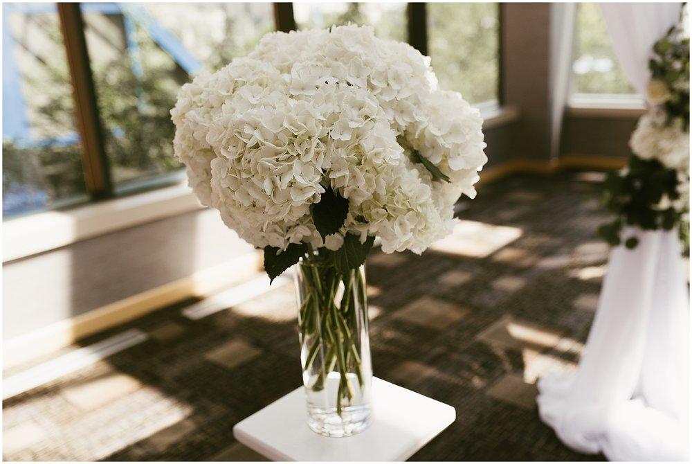 hydrangeas-roses-bouquets-wedding-only-florist-ceremony-decor-grand-wayne-center-fort-wayne-indiana
