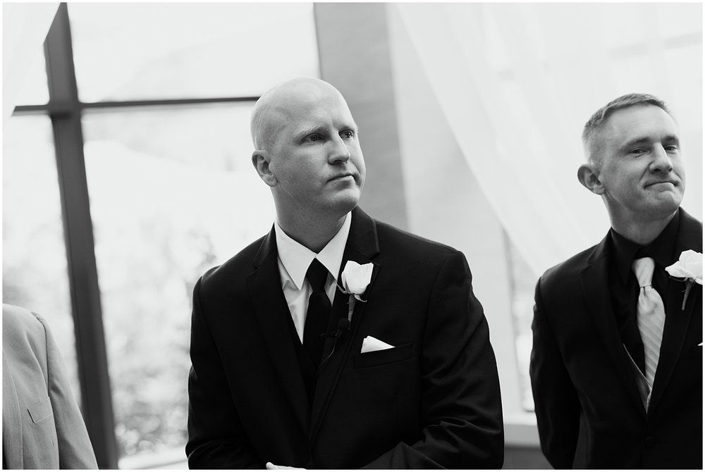 groom-standing-altar-center-wedding-fort-wayne-indiana