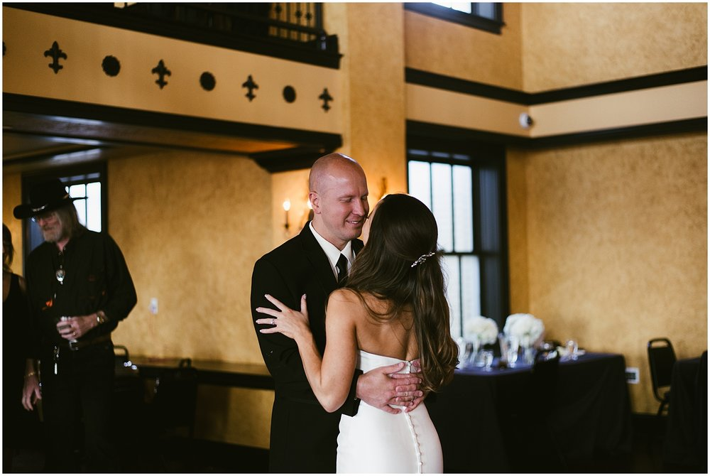 bride-groom-first-dance-embassy-theatre-ballroom-fort-wayne-indiana-wedding-photographer