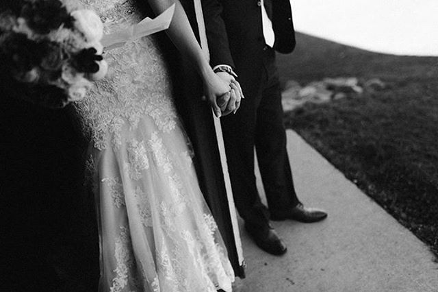 On a warm autumn day,  Emma and Josh wrapped their arms around the corner of the barn that their friends and family would soon fill and read handwritten vows as tears streamed down both of their faces. After so many years of friendship and being by each others side, the vows poured out completely naturally, full of love and joy.  After the years of inseparable friendship and creating a life that revolved around each other, Emma and Josh promised each other all the years to come.  It was the day that some friends and family had anticipated for over a decade. Loved ones boasted that they knew Emma and Josh were meant to be long before Emma and Josh ever admitted it, and they were right. Never would it have crossed Emma or Josh's mind back in middle school that they would be eventually standing side by side at the altar. But finally, after years of friendship and dating, after a long two year engagement, Emma walked down the aisle to greet her best friend. As they slipped the rings on each others fingers, Josh never took his eyes off the woman that stole his heart.  Emma and Josh envisioned a day that was down to earth and full of joy and laughter - and that's exactly what it was. They married under the market lights of Salomon Farms and celebrated their marriage under the lanterns of Dupont Downs. Josh and Emma, you're day was absolute perfection and it was such a privilege to document such a special day. Wishing you all the best and sip lots of margaritas in Jamaica - you two deserve it! xx- M & M