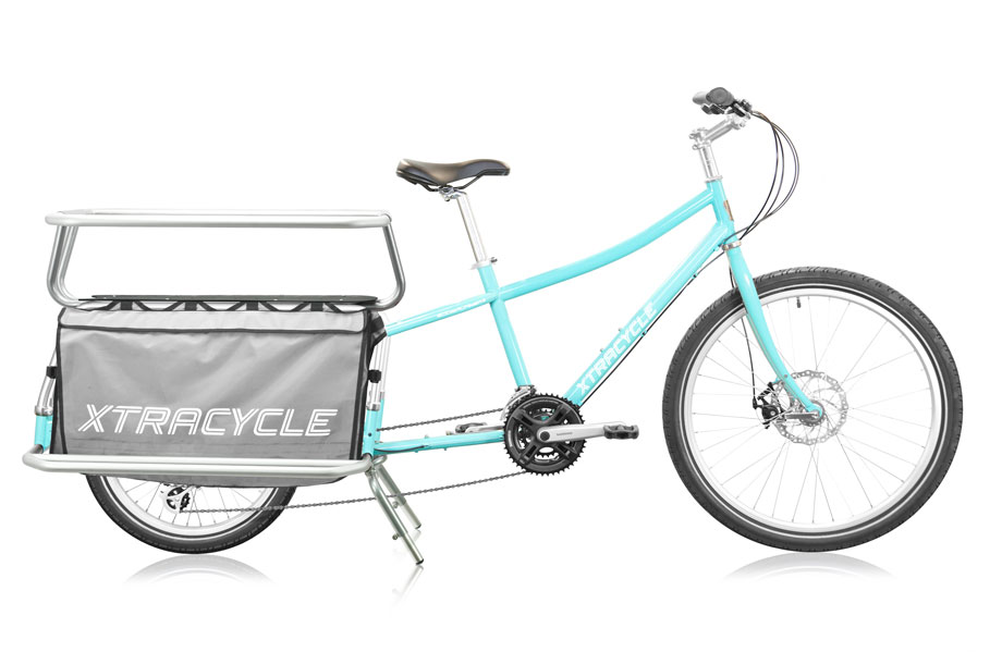 XtraCycle 24D Family Package Cargo Bike