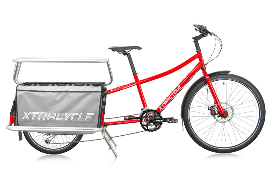 XtraCycle 27D Family Package Cargo Bike