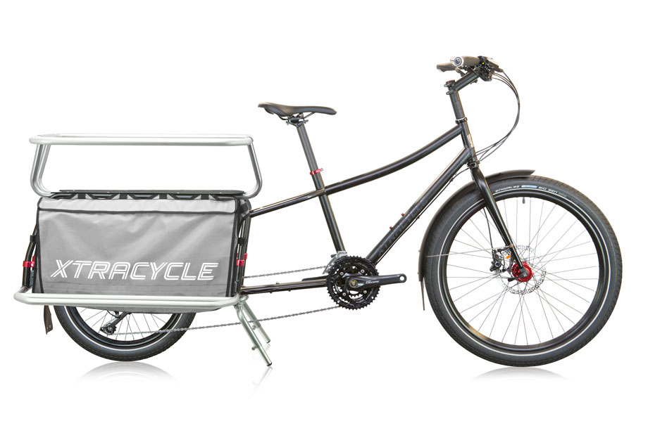 XtraCycle 30D Family Package Cargo Bike