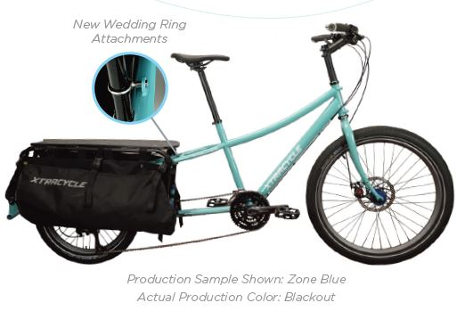 Red Lantern Bicycles Cargo Bike