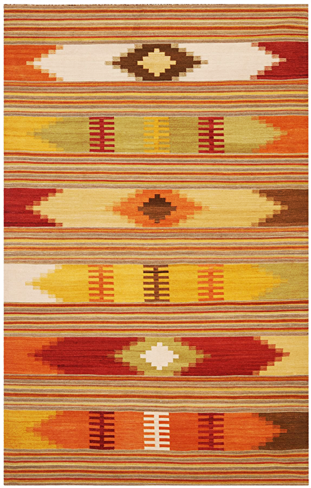 Keep your toes warm with a Native American Styled Kilim by Safavieh. Get it Here
