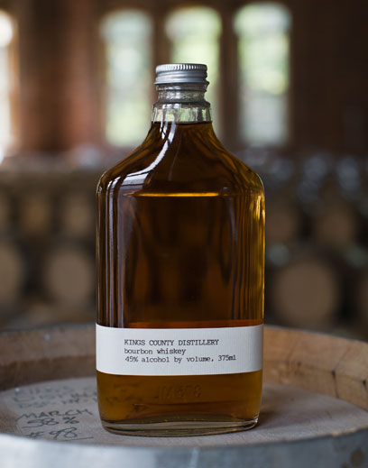 Kings County Distillery Bourbon. Drink up HERE