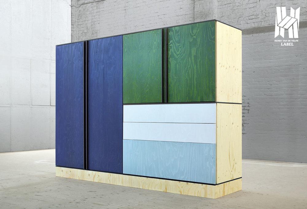 Color Color Color ! Nordik Spruce Box by Labt - See more of Labt Work  Here