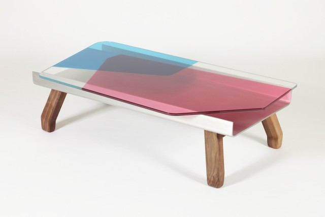 Hella's Dragonfly table